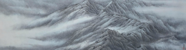 , '雲山 (Cloudscape),' 2018, Artify Gallery