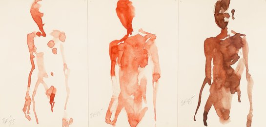 Eric Fischl, 'Untitled (in 3 parts),' 1995, Heritage Auctions: Modern & Contemporary Art