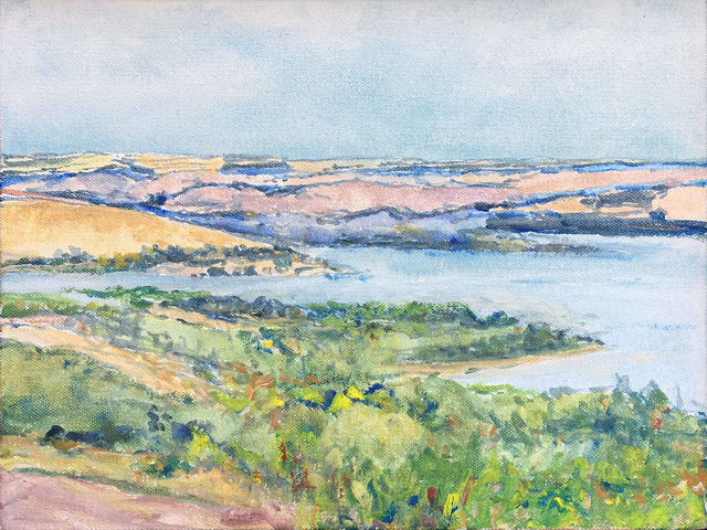 , 'River Valley,' 2012, Han Art