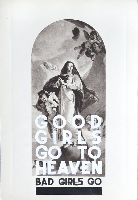 , 'Good girls and bad girls,' 2018, Victor Lope Arte Contemporaneo