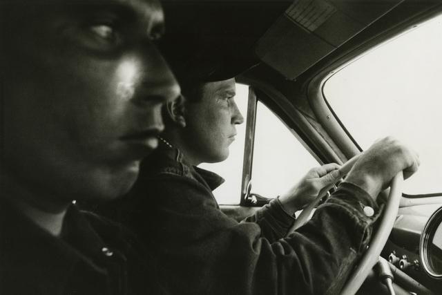 , 'U.S. 91, leaving Blackfoot, Idaho,' 1955, Howard Greenberg Gallery