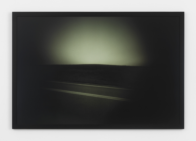 , 'Highway,' 1995, Magenta Plains