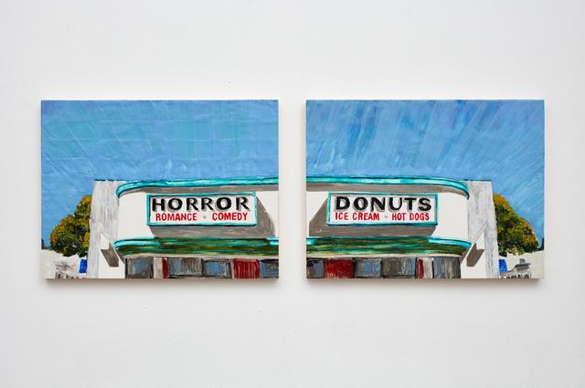 , 'HORROR/DONUTS,' 2015, Klowden Mann
