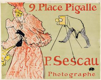 Le Photographe Sescau