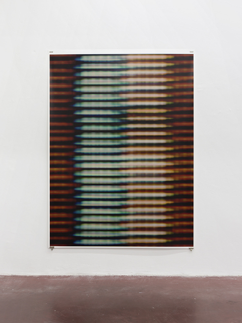 , 'Blinds [VII],' 2015, Dvir Gallery