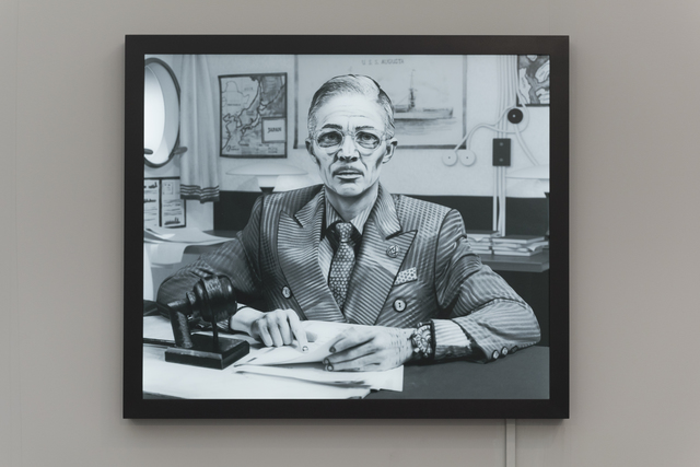, 'Harry S. Truman,' 2017, Pilar Corrias Gallery