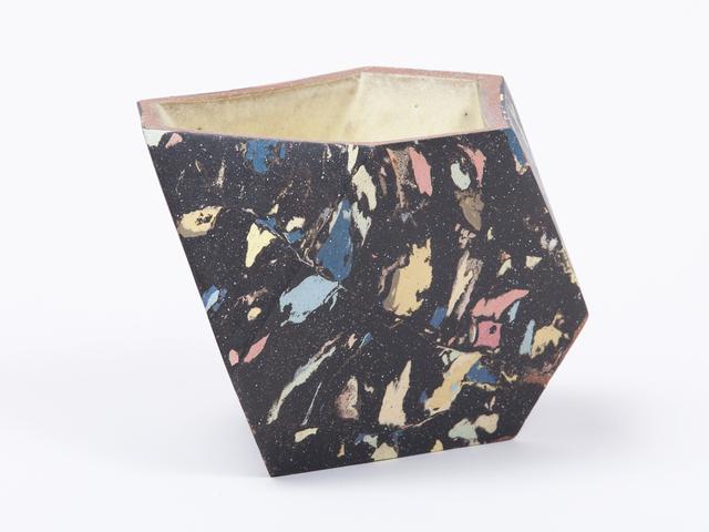 , 'Truncated Tetrahedron Vessel,' 2015, Patrick Parrish Gallery