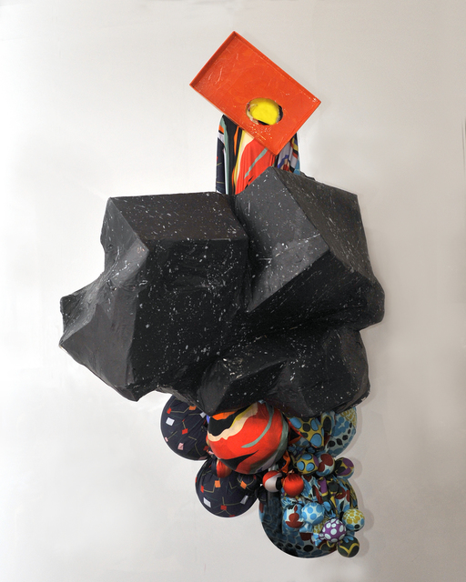 Alex Schady, 'Sculptural Proposition', 2020, Sculpture, Papier mache, fabric, found objects, IFAC Arts