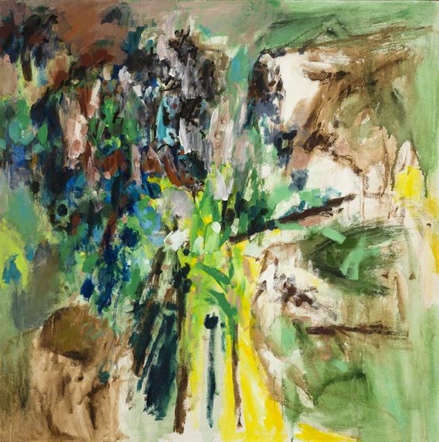 , 'Mille Fiori,' 1977, Galerie Simon Blais