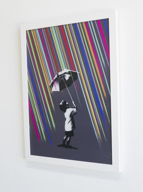 , 'Not Everything is so Black & White,' 2015, Spoke Art