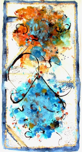 Saya Behnam, 'Reflection ', Artist's Proof