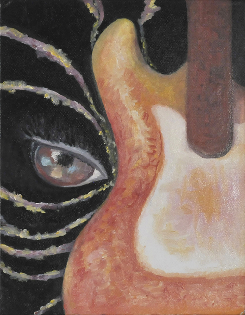 , 'Abracadabra,' 2003, Fountain House Gallery