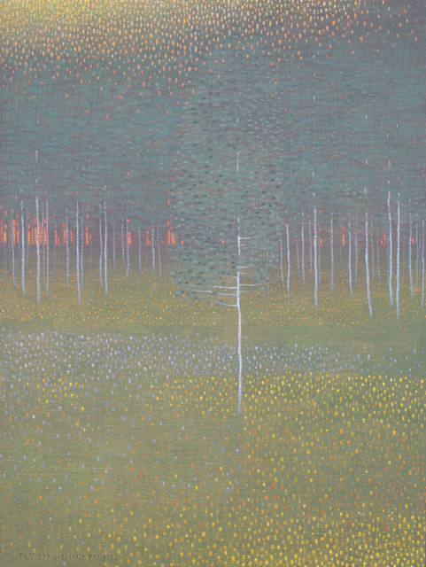 David Grossmann, 'Summer Evening Glow', 2019, Gallery 1261