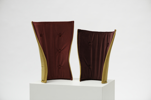 , 'Conforto - Encosto alto encosto baixo / Comfort - High backrest low backrest,' 2013, Galeria Luisa Strina