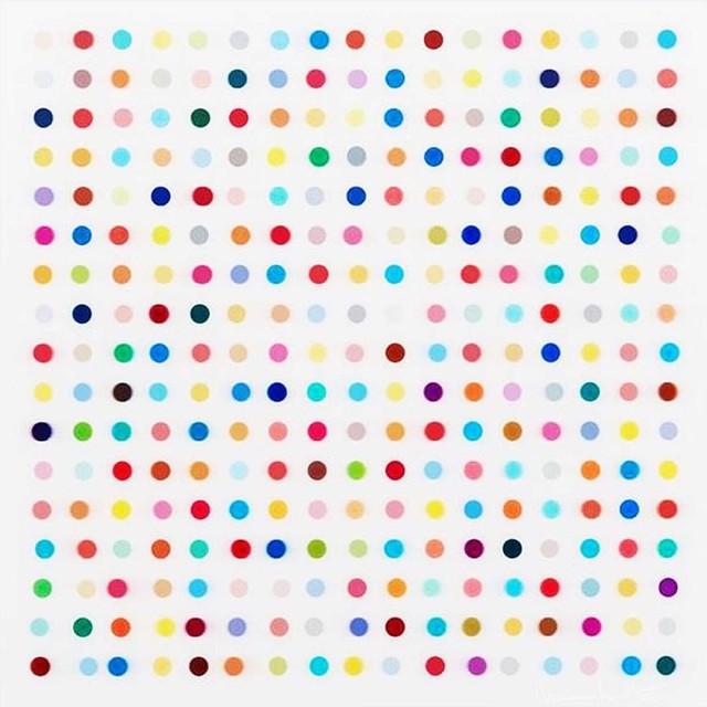 Damien Hirst, 'Mescaline ', 2014, David Parker Gallery