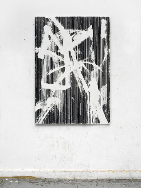, 'von Schatten zu Schatten - Scherben von Lust und Saphir,' 2017, Galerie Klüser