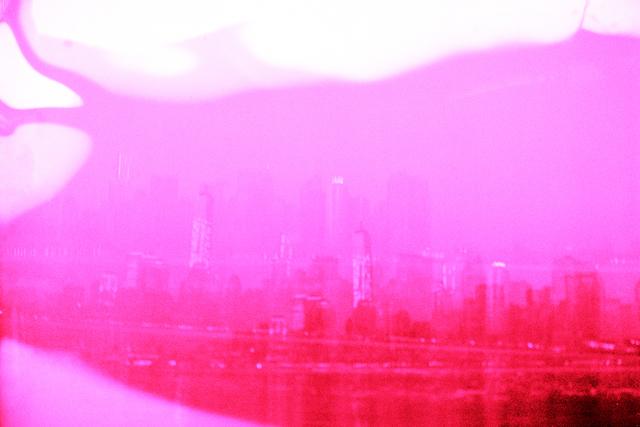 , 'Pink City,' 2015, Galleri Bo Bjerggaard