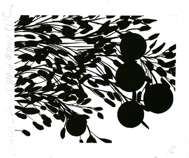 , 'Oranges on Branches, March 18 2002,' 2002, STPI