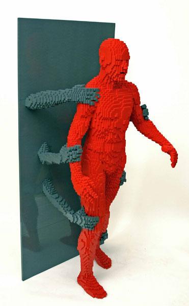 Nathan Sawaya, 'Grasp', 2010, Avant Gallery