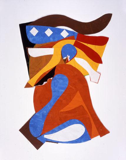 , 'Banner,' 1979, Octavia Art Gallery