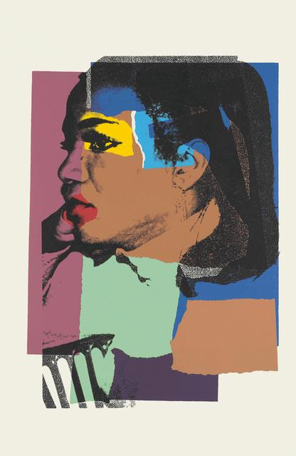 Andy Warhol, 'Ladies and Gentlemen II.129', 1975, Hamilton-Selway Fine Art