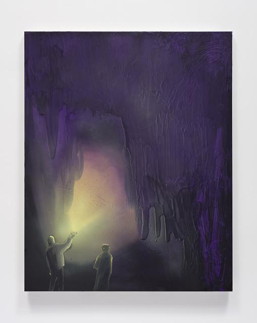 , 'Cave Interior (Limelight),' 2019, David Kordansky Gallery