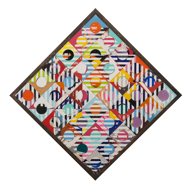 Revok, 'Diamonds, 9/50', 2014, Ruttkowski;68