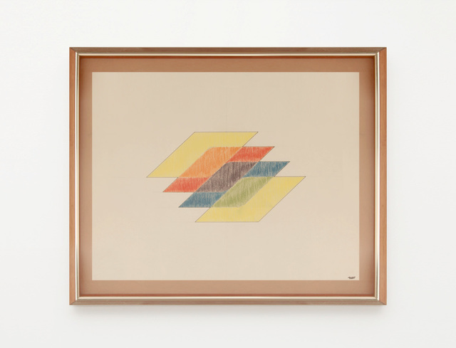 , 'Composition with Color Planes,' 1965, W. Alexander