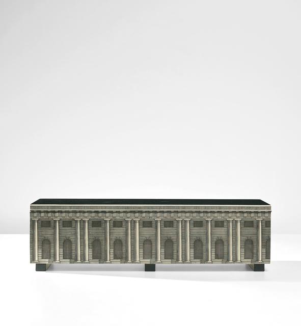 Piero Fornasetti, 'Unique 'Architettura' chest', early 1970s, Phillips