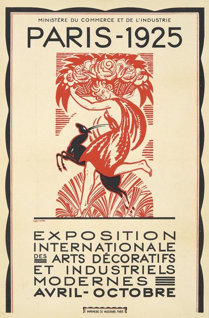 Robert Bonfils, 'Paris-1925.', 1925, Rennert's Gallery