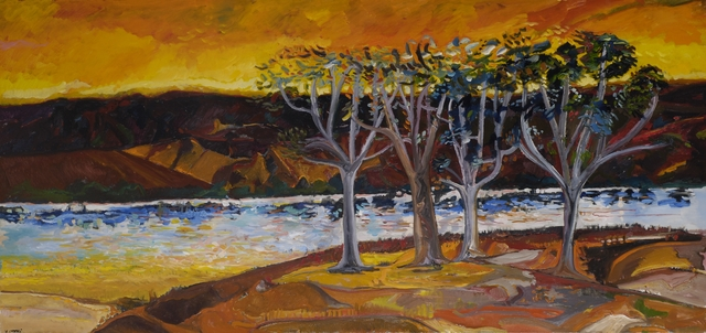 Yehouda Chaki, 'October Light 1310', 2013, Odon Wagner Gallery