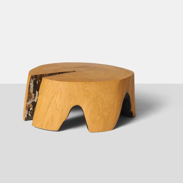 , 'Coffee Table, Ausgebrannt Series,' 2016, Almond & Co.