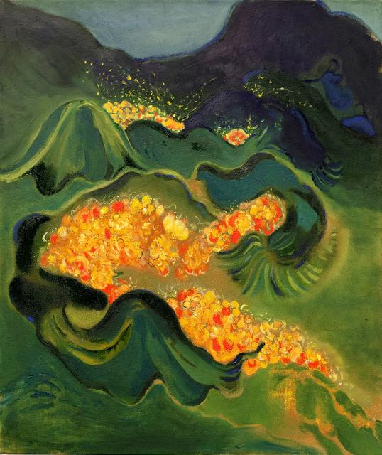 , 'Marigolds,' 2018, Projet Pangée