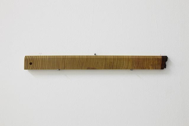 , 'Centenary Ruler,' 2014, Akinci