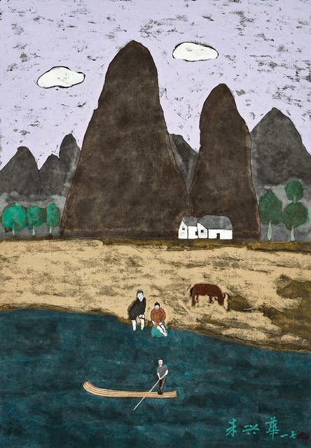 Chu Hing Wah, 'Lovely Cool Water', 2017, Alisan Fine Arts