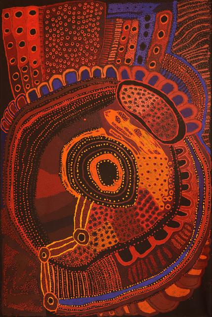 Judy Martin, 'Ngayuku Mamaku Ngura (My Father's Country)', 2019, APY Gallery