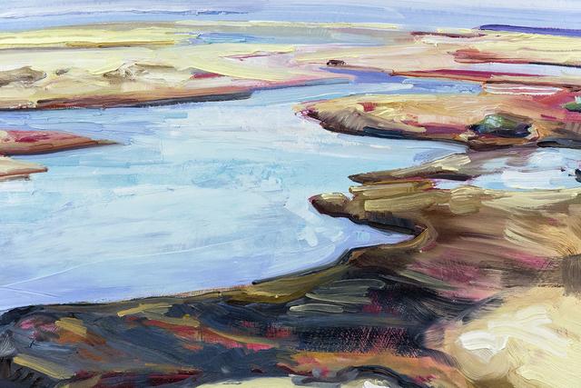 Julie Himel, 'Acoustic Season', 2019, Oeno Gallery