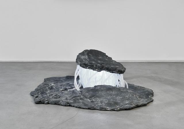 , 'Ground content,' 2013, Suzanne Tarasieve