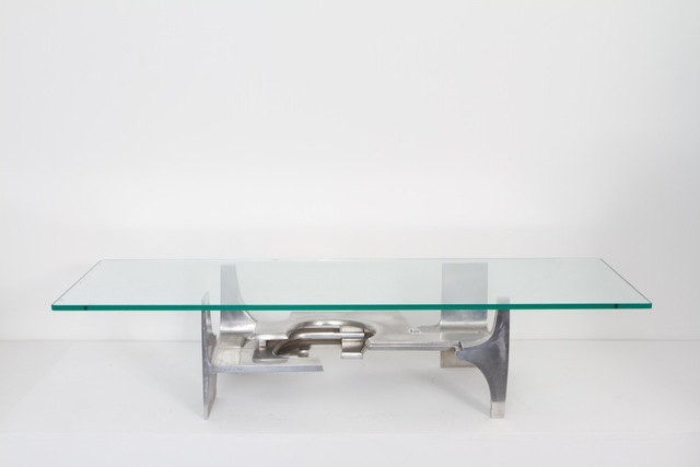 , 'Cocktail table. Signed and dated,' ca. 1973, Magen H Gallery