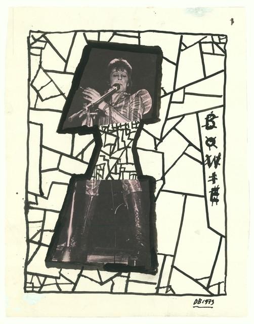 , 'David Bowie,' 1979, Masterpiece Art