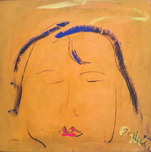 , 'Head in Meditation,' , Walter Wickiser Gallery