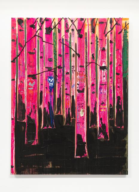 , 'Untitled,' 2017, Galerie Antoine Ertaskiran