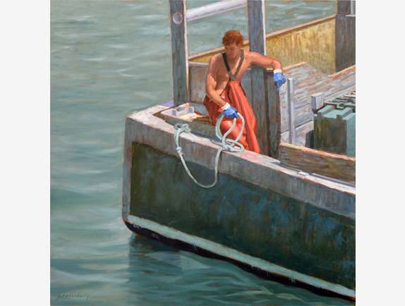 Paul Schulenburg, 'Below the Surface ', Addison Art Gallery