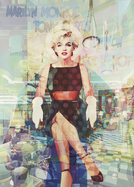 Stuart Mcalpine Miller Marilyn Monroe Bright Young Thing 2018 Available For Sale Artsy