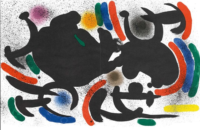 Joan Miró, 'Untitled (Lithographe I, M.863)', 1972, Martin Lawrence Galleries