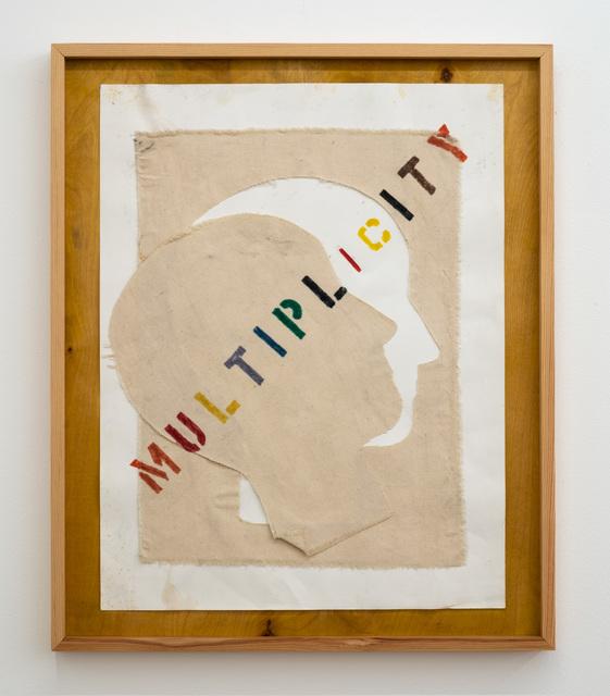Nicola L, 'Multiplicity', 1992, Nina Johnson