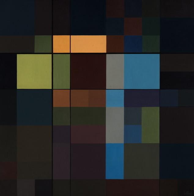 , 'Vibraciones estructurales,' 1967, Diego Obligado Galeria de Arte