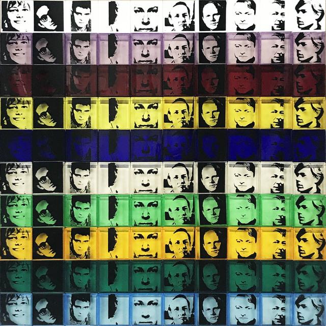 Andy Warhol, 'Portraits of the Artists II.17', 1967, Hamilton-Selway Fine Art