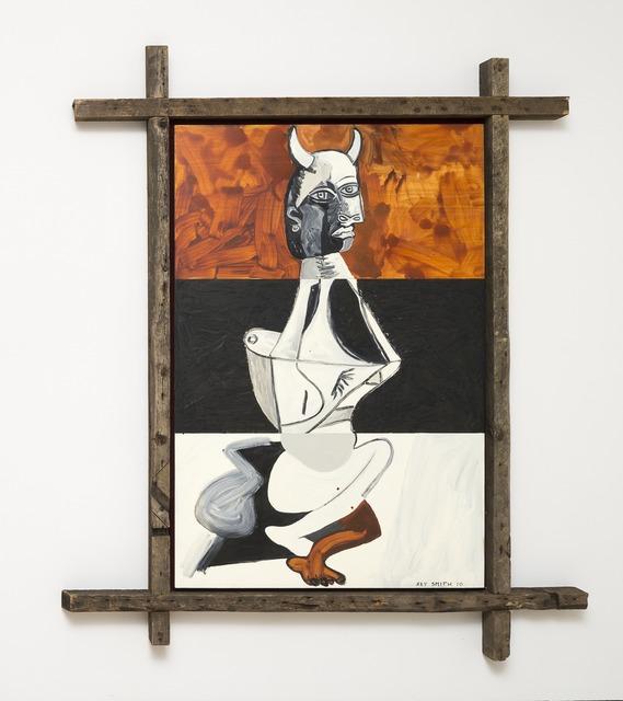 , 'Unguernica IV-5,' 2010, McClain Gallery