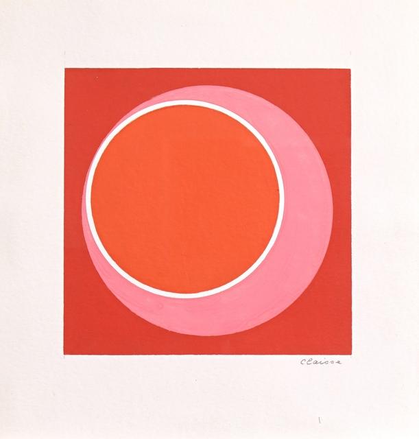 , 'Cercles,' 1968, Galerie A&R Fleury